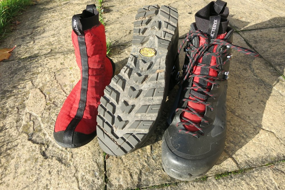 UKC Gear - Bora² Mid GTX Hiking Boots from Arc'teryx