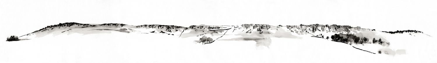 Stanage ink drawing, 26 kb