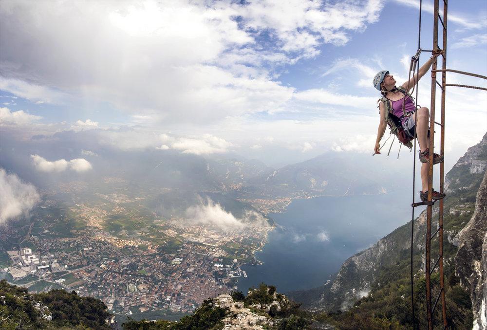 An alternative Lake Garda perspective... , 177 kb