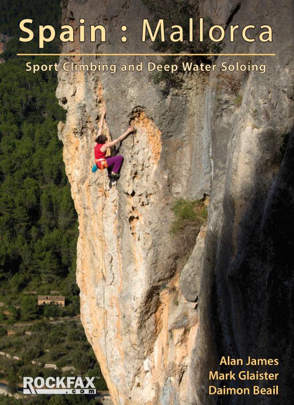 Spain : Mallorca Rockfax Cover, 136 kb
