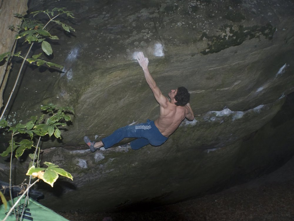 Ukc news le pied coulisse first 8c in font by - Pied a coulisse ...