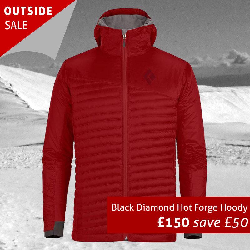 Black Diamond Hot Forge Hybrid Hoody
