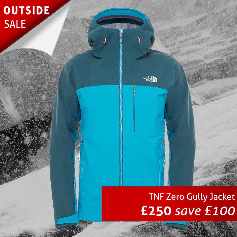 The North Face Zero Gully Jacket