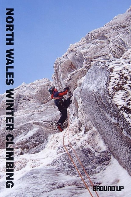 North Wales Winter Climbing cover photo, 137 kb