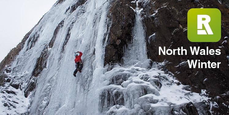 North Wales Winter on the Rockfax App, 112 kb