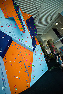 Rock climbing high wycombe
