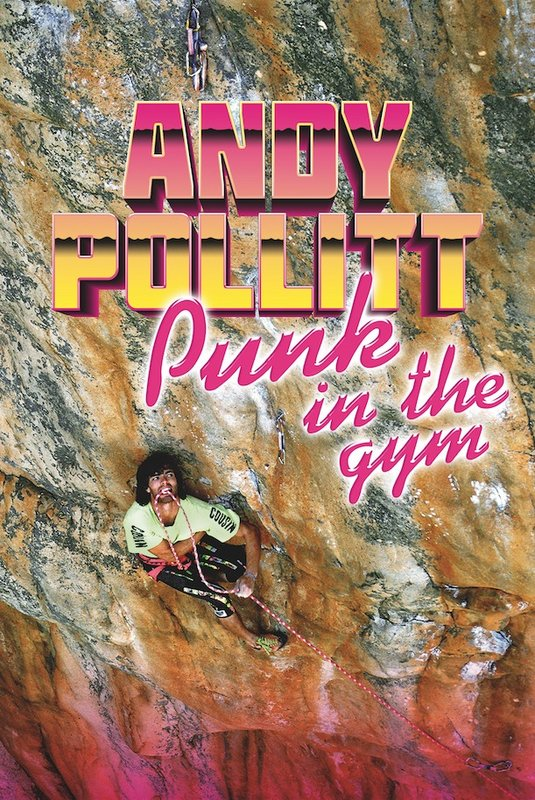 Punk in the Gym by Andy Pollitt