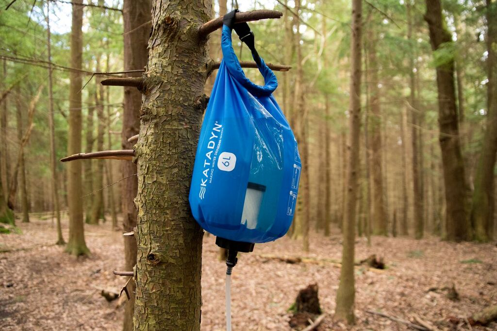 Ukc Gear Review Katadyn Gravity Camp 6l Water Filter