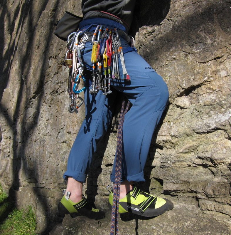 Ukc Gear Group Test Softshell Trousers