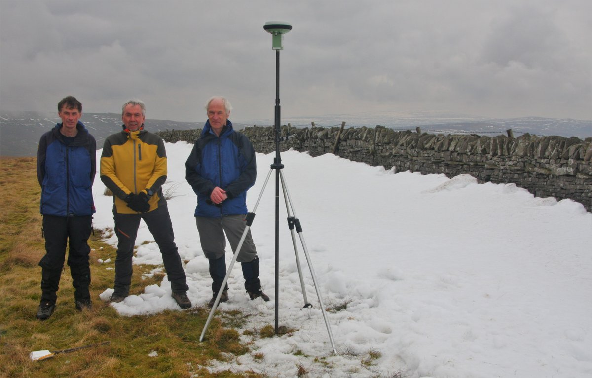 Surveying Thack Moor, 142 kb