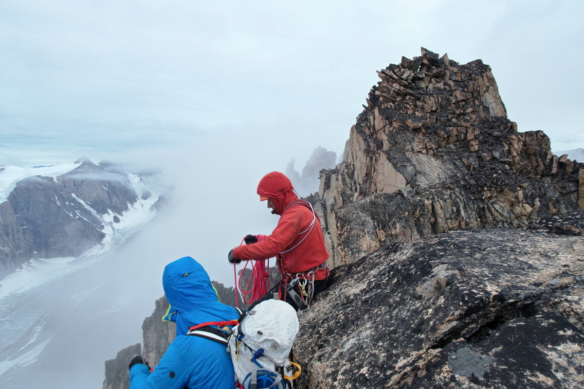 Nearing the Summit, 193 kb