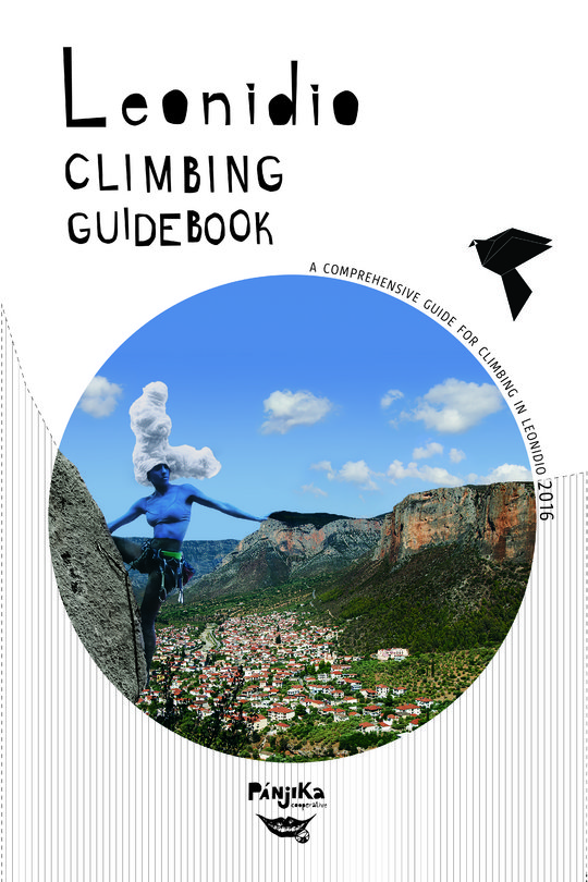 Leonidio Climbing Guidebook, 219 kb