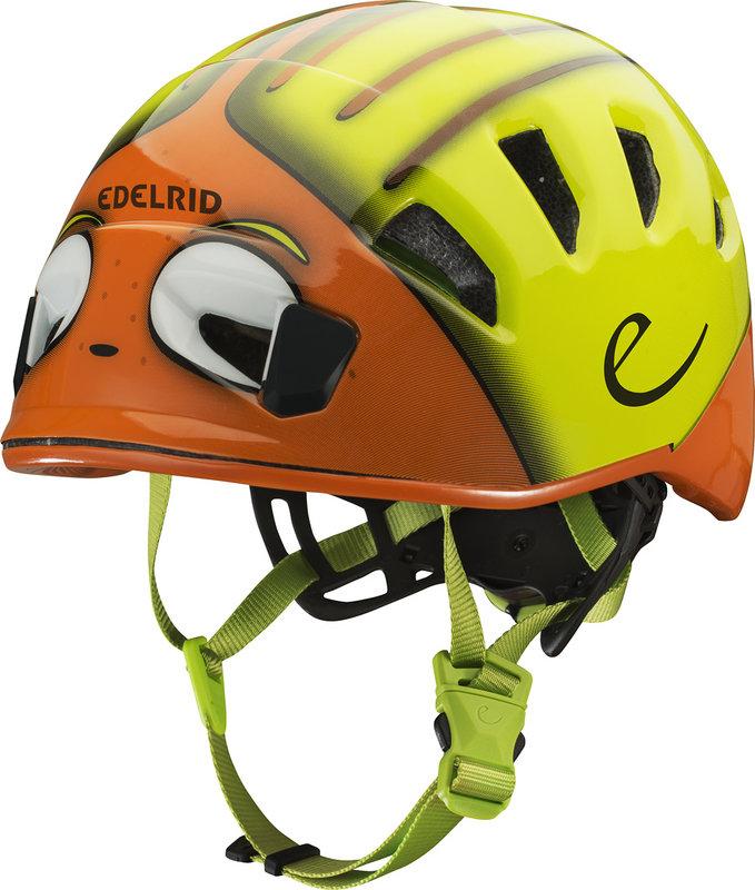 Edelrid Shield II kids' helmet prod shot, 138 kb