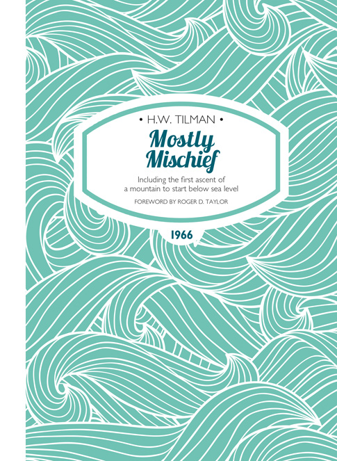Mostly Mischief cover image, 196 kb