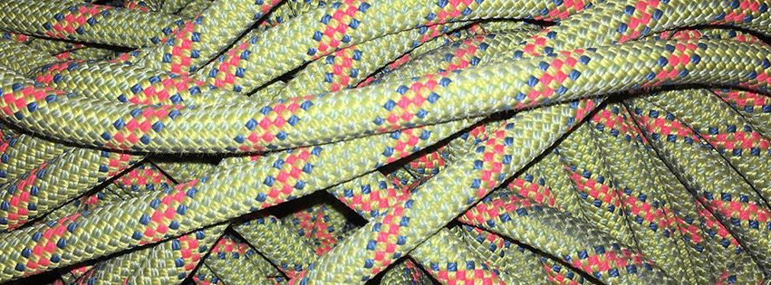 Beal Booster III rope close-up, 165 kb