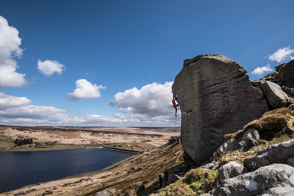 Will Atkinson on Reservoir Dogs E8 7a, Widdop., 233 kb