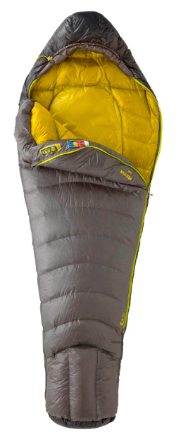 Overall first prize -  Quark Sleeping Bag (RRP £320), 50 kb