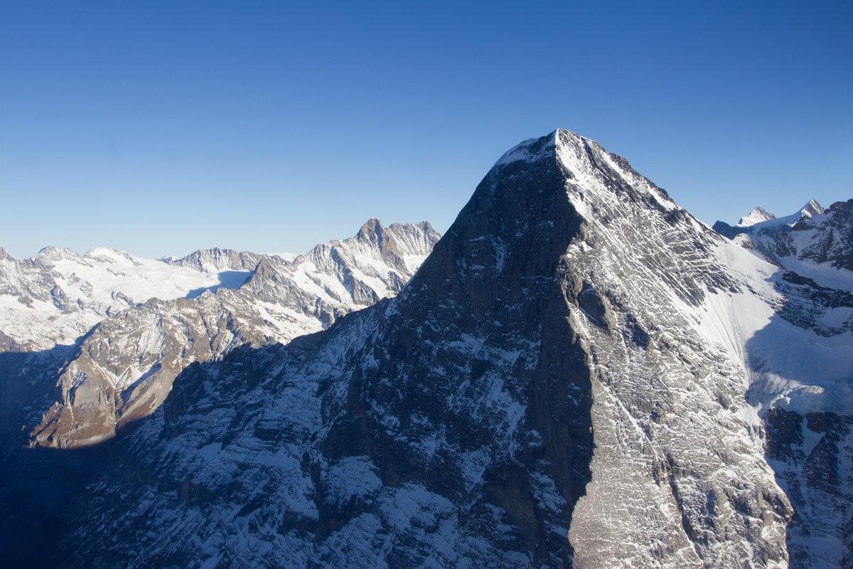 Eiger North face, 245 kb