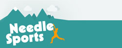 Needle Sports logo