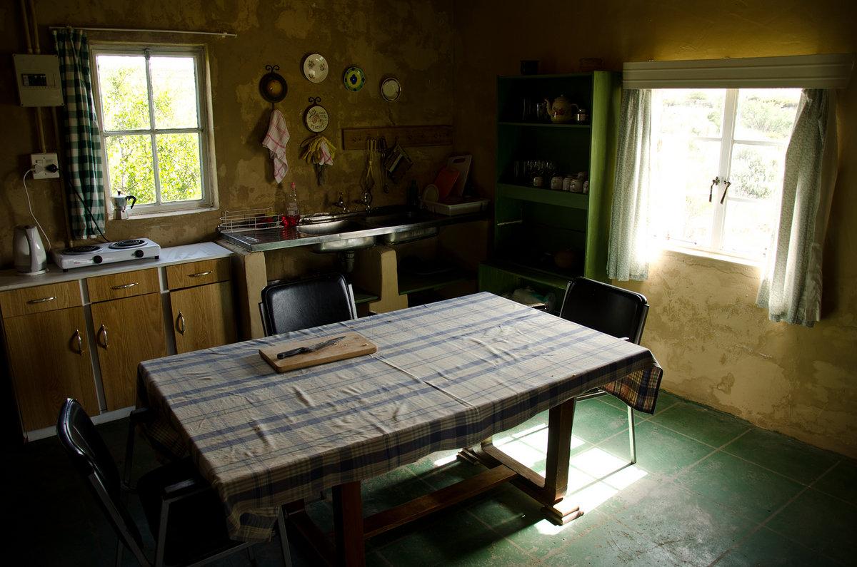Inside the kitchen, 216 kb