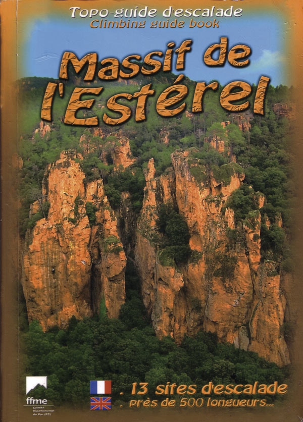 Massif de l'Esterel cover photo, 137 kb