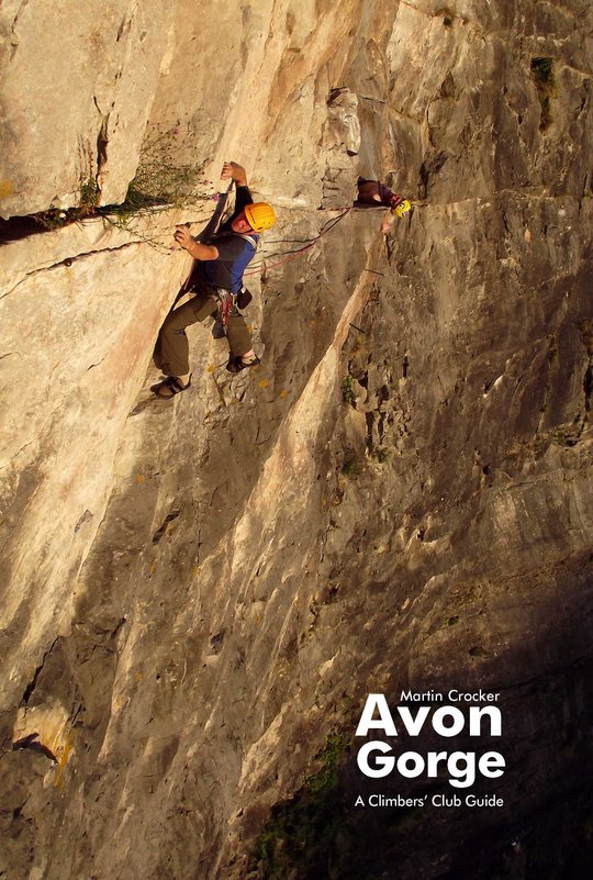 Avon Gorge cover photo, 122 kb