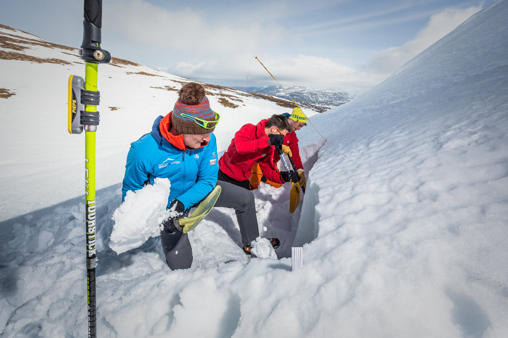 Learning to assess the snowpack, 155 kb