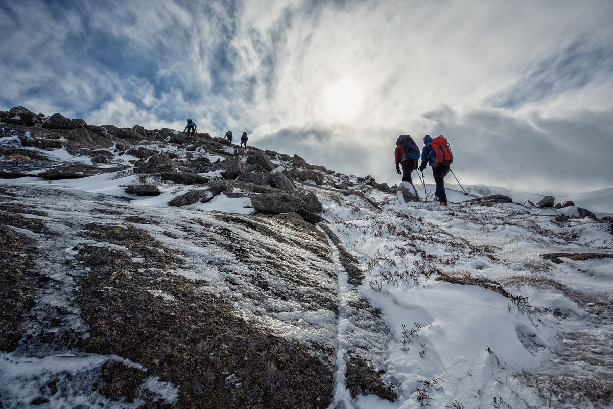 Exploring the Cairngorms, 237 kb