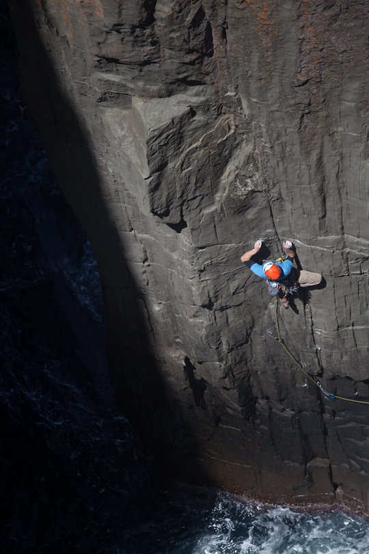 Adam Demmert on P1 of 'Deep Play' , 100 kb