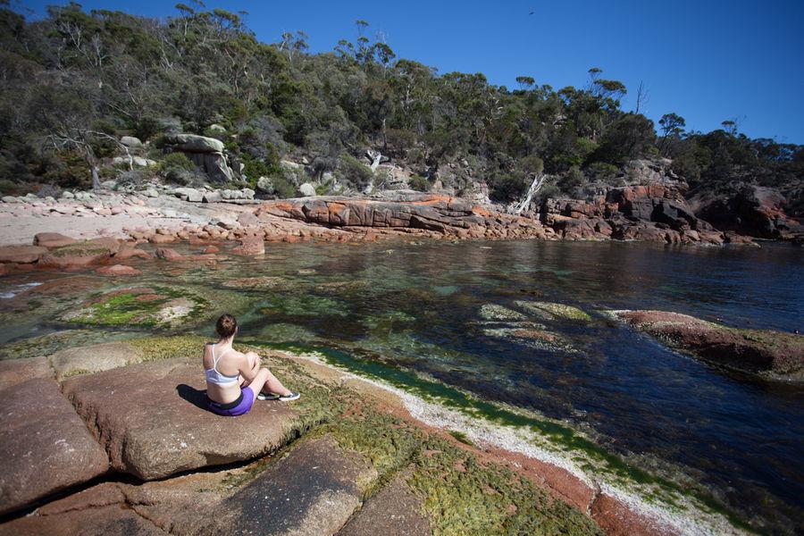 Sleepy Bay: a snorkellers paradise, 160 kb