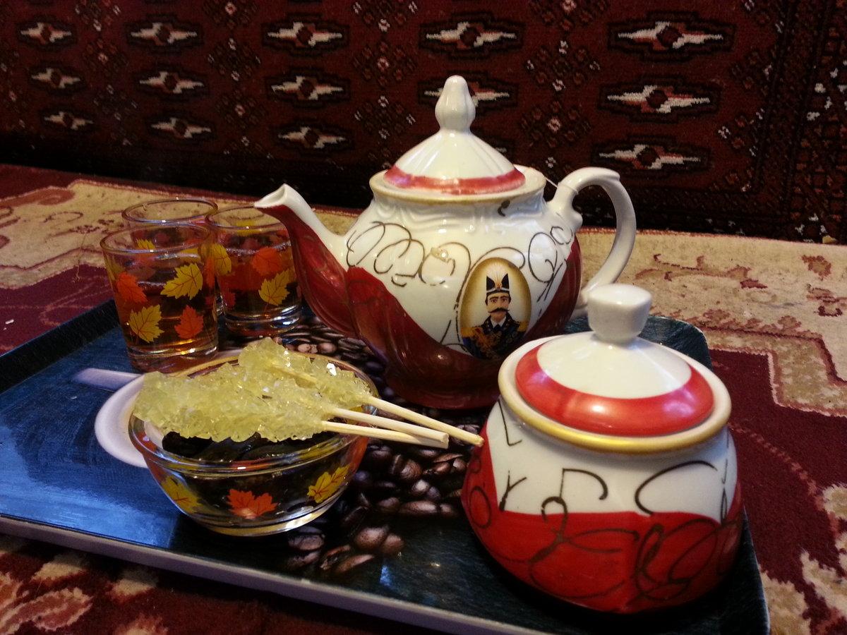 Nice cuppa tea © UKC Articles
