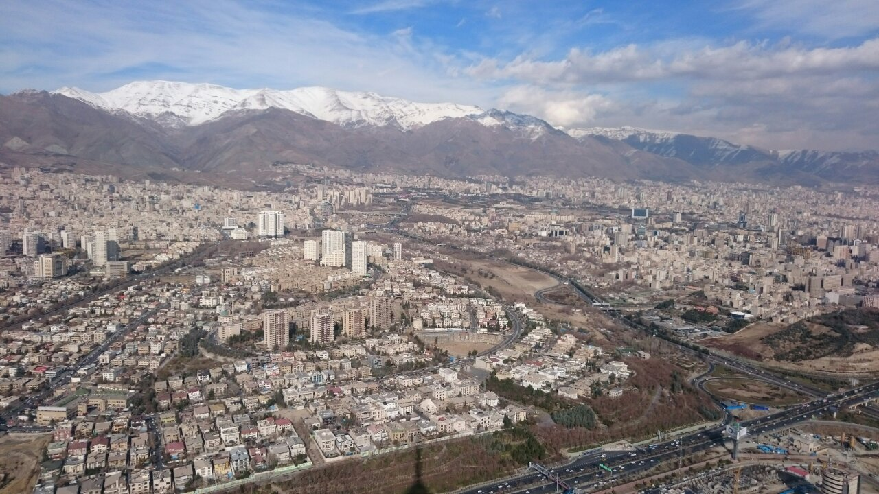 Tehran and Tochal © UKC Articles