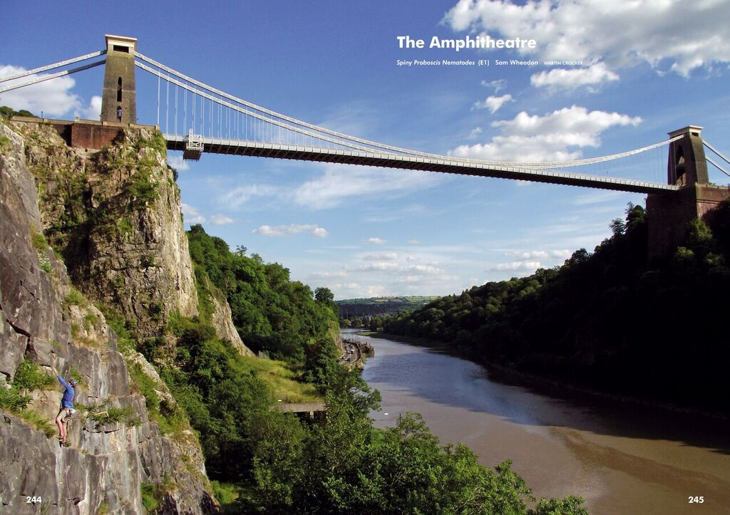 Avon Gorge Sample Page, 137 kb