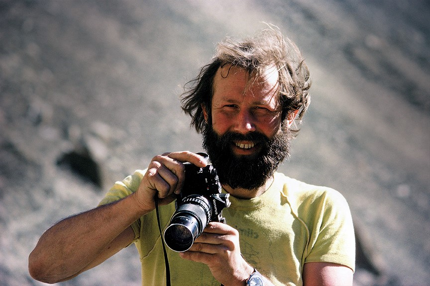 Chris Bonington, 119 kb
