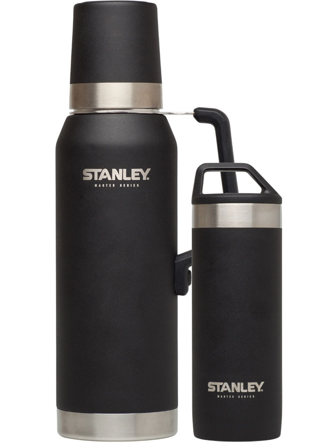 Stanley Vacuum Bottle and Master Mug, 51 kb