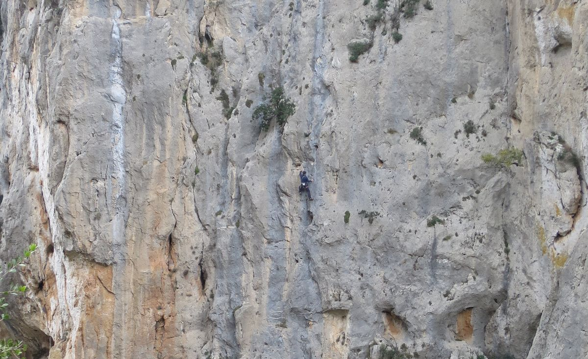 Graham Hoey on the 50m pitch, Taraxippus, at Sector St Nicolas, 224 kb