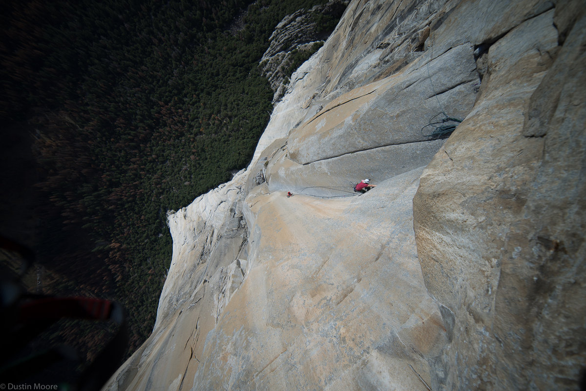Pete Whittaker rope-soloing Freerider, 247 kb
