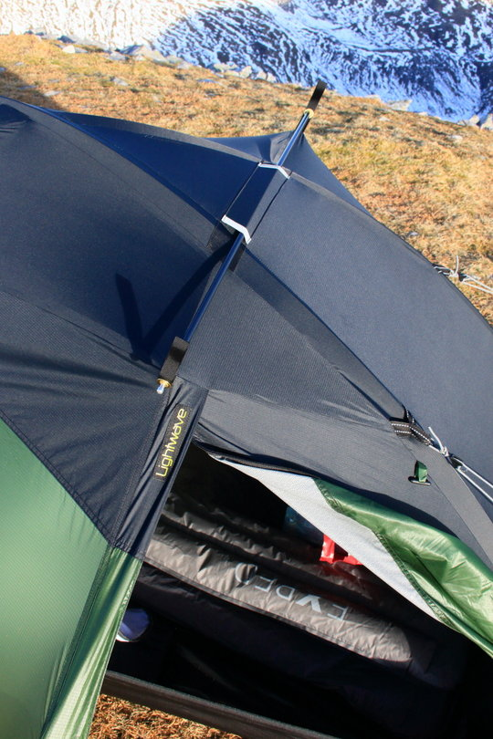 photo & UKC Gear - Lightwave S10 Sigma 1-Person Tent