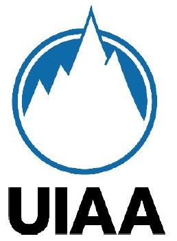 UIAA logo, 22 kb