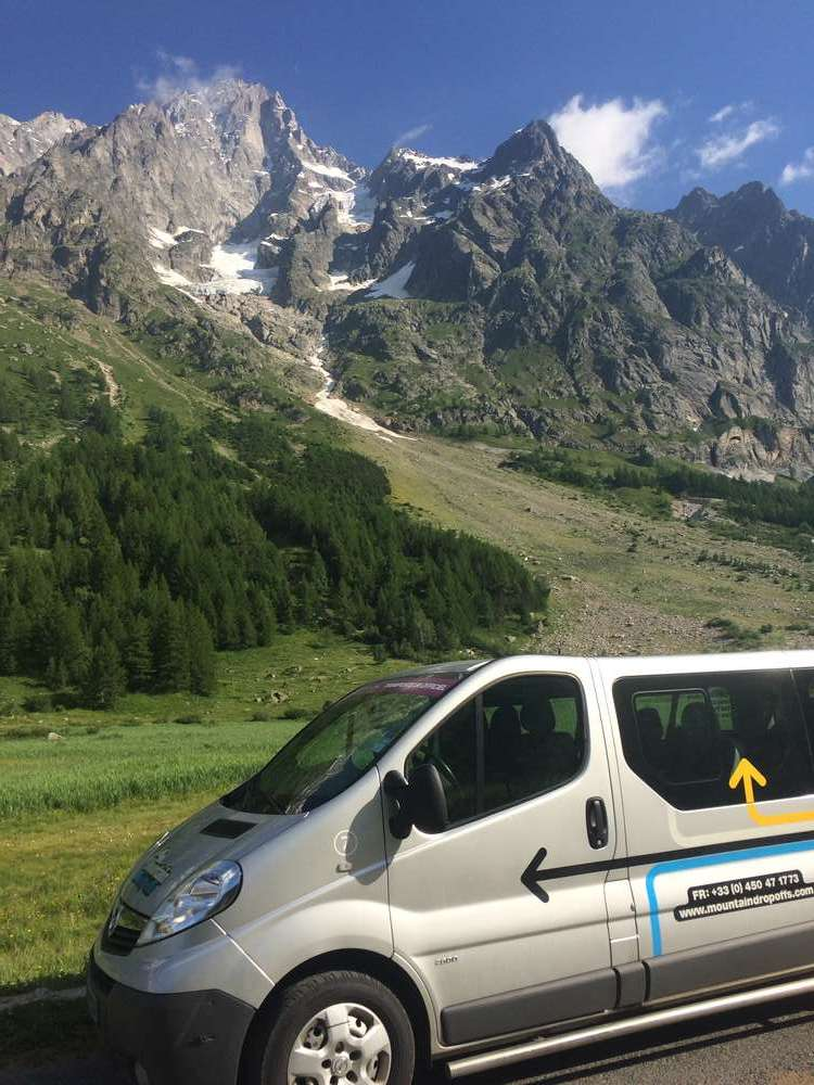 Mountain Drop-offs Geneva-Chamonix