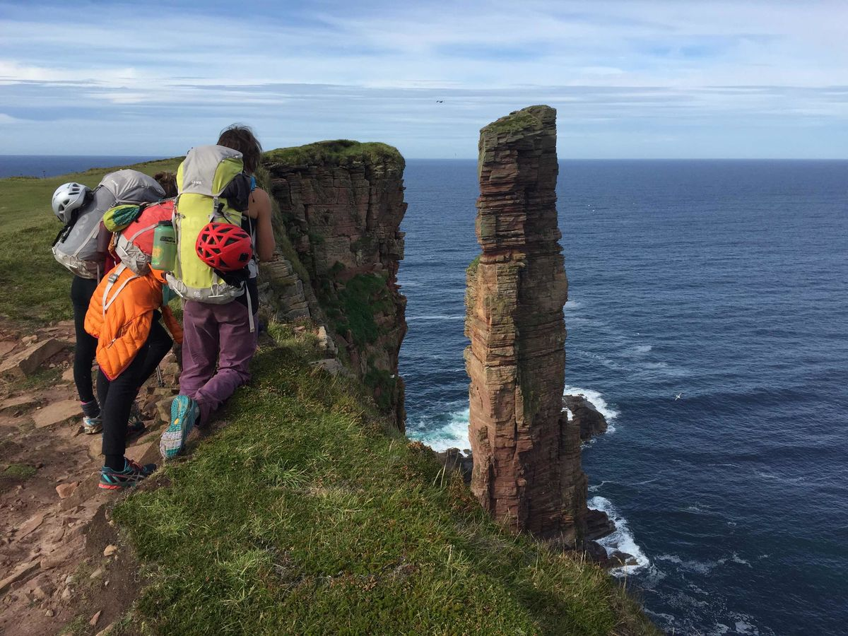 Old Man of Hoy , 219 kb