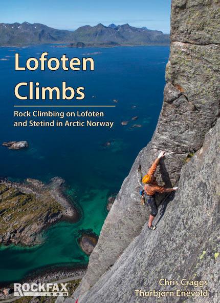 Lofoten Climbs Rockfax Cover, 77 kb