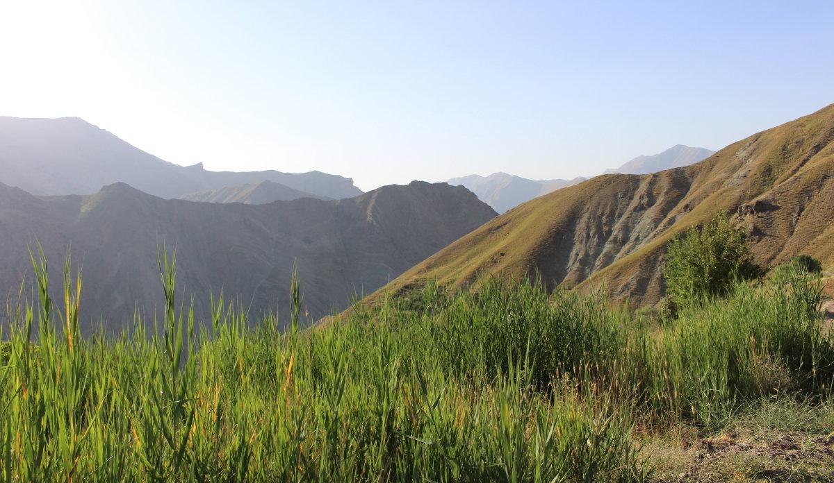 The Alborz mountains © UKC Articles