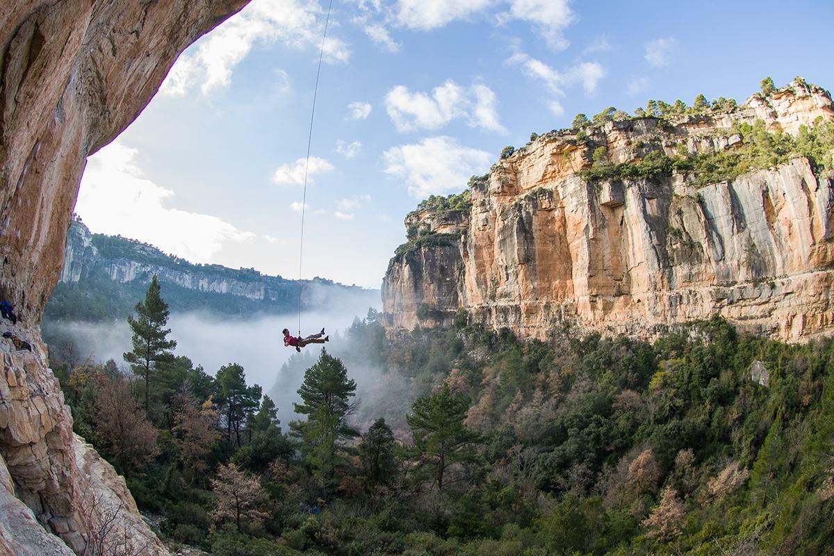 Will Bosi hanging around in Siurana, 197 kb