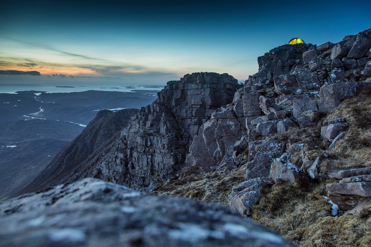 Summit camp, Fisherfield, 206 kb