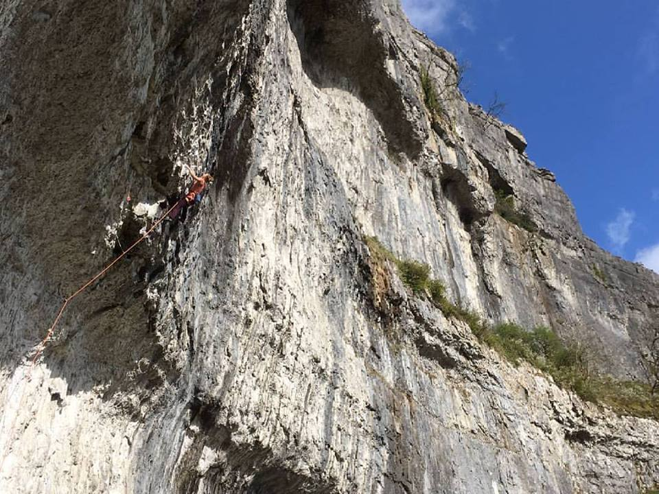 Maddy on Bat Route, 142 kb