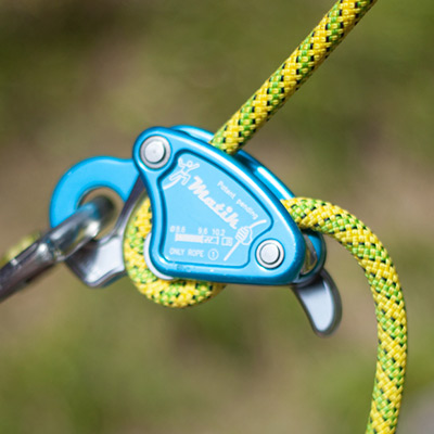 Assisted Breaking Belay Device Review - CAMP Matik, 44 kb