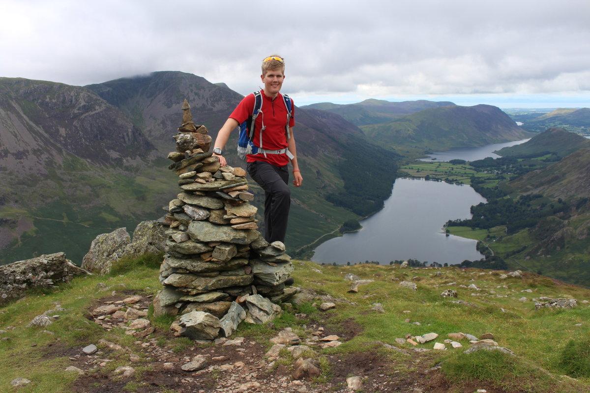 Alex Staniforth in the Lake District, 210 kb