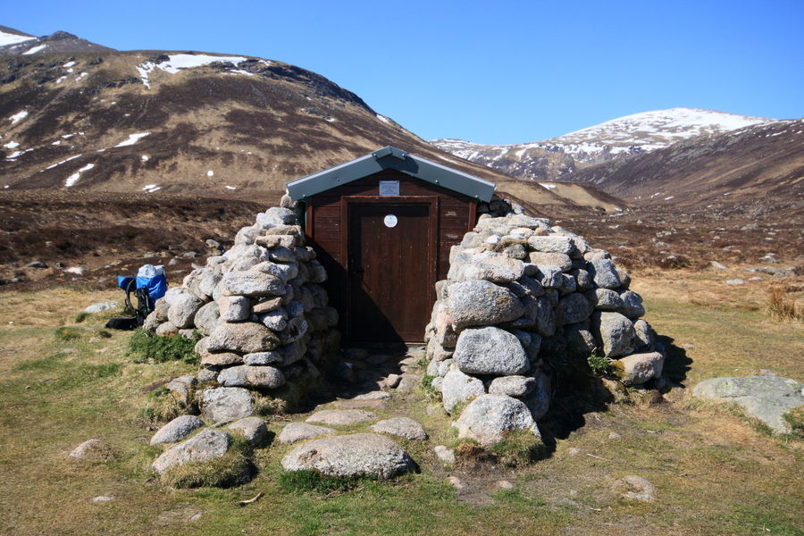 It may ultimately be a shed and some stones, but the Fords of Avon Refuge can be a lifesaver , 147 kb