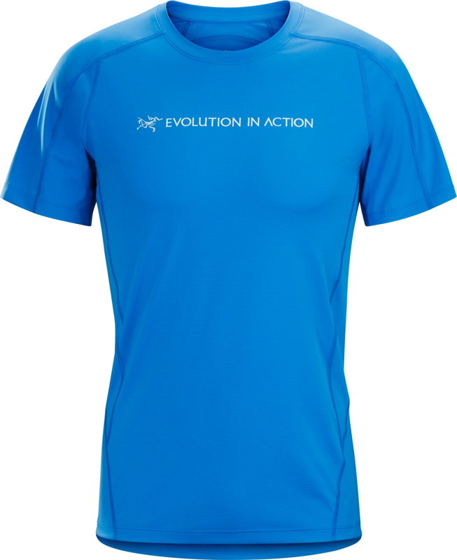 Phasic Evolution T-Shirt prod shot, 41 kb